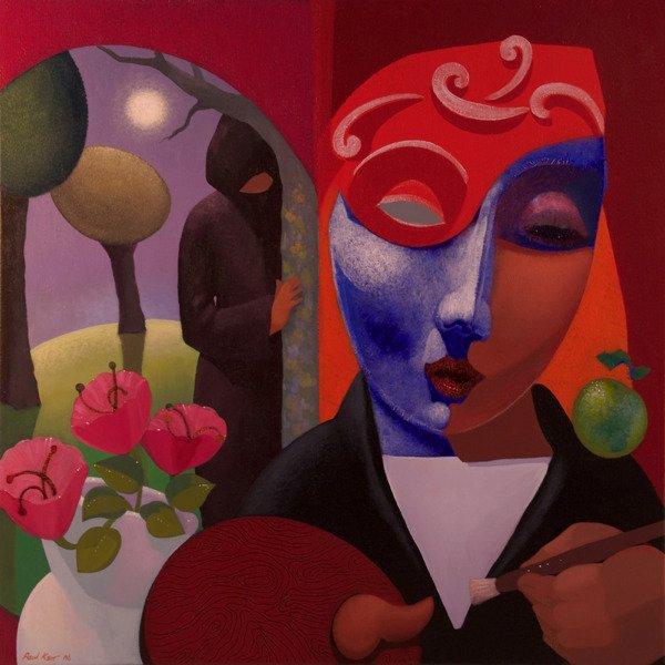 Alyosha by Paul Kerr