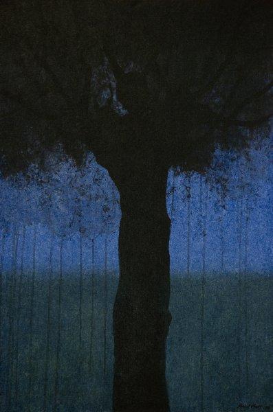 Black Tree by Paul Kerr